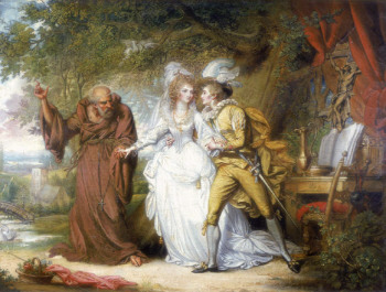 romeo and juliet irrational love Romeo and juliet essays - the irrationality of the lovers in shakespeare's romeo and juliet.